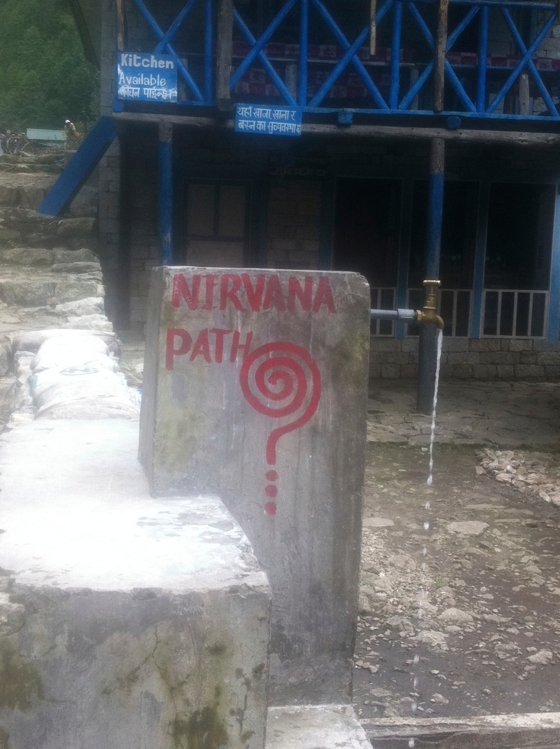 the path to nirvana