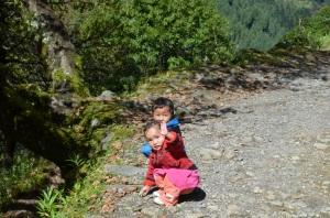 nepalese kids